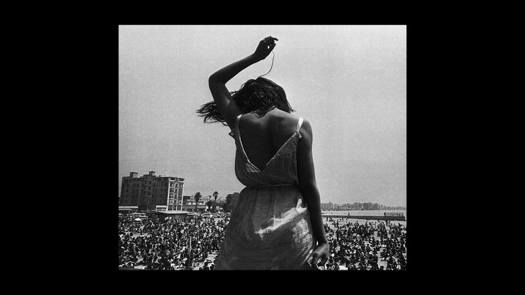 USA. California. 1968. 'The California Trip'. Venice Beach rock festival. © Dennis Stock/Magnum Photos