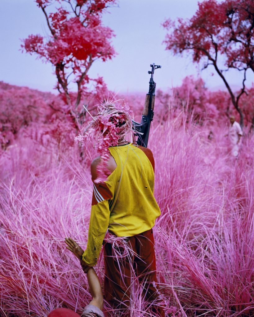 Drag 2012 C Richard Mosse  Courtesy of the artist and Jack Shainman Gallery, New York