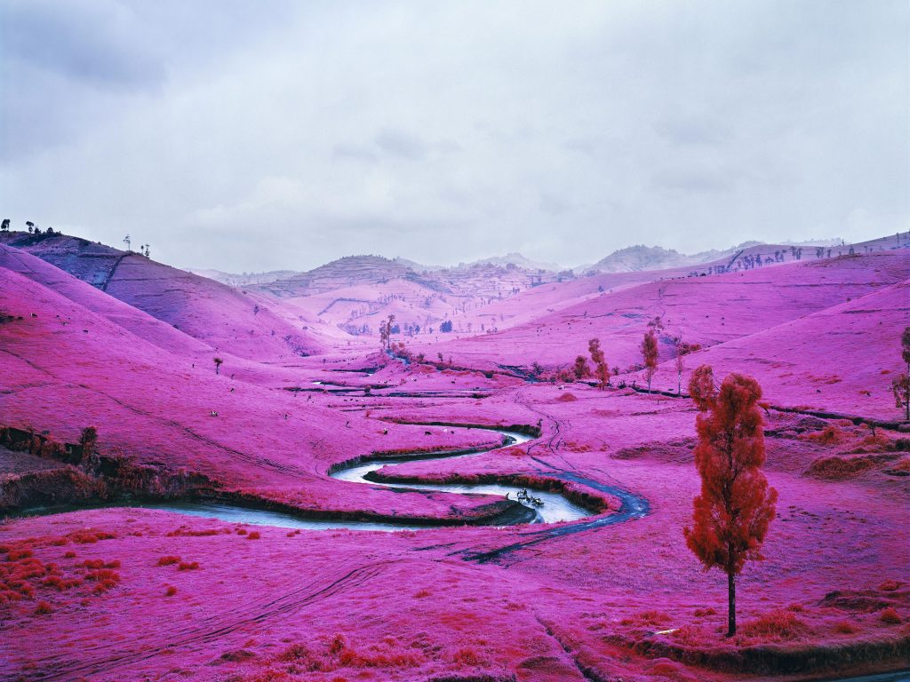 - Platon, 2012 © Richard Mosse / Courtesy of the artist and Jack Shainman Gallery, New York