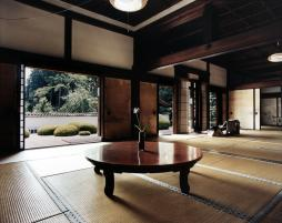 Jacqueline Hassink Shōden-ji, summer Northwest Kyoto 22 July 2004 (9:00–11:30)  collection Huis Marseille Amsterdam
