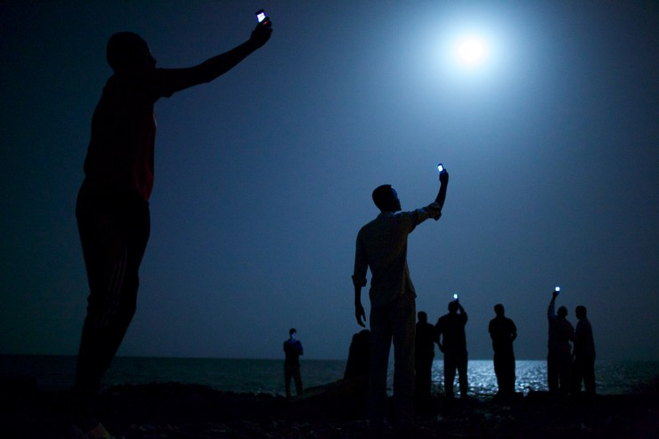 World Press Photo of the Year 2013 by John Stanmeyer / VII