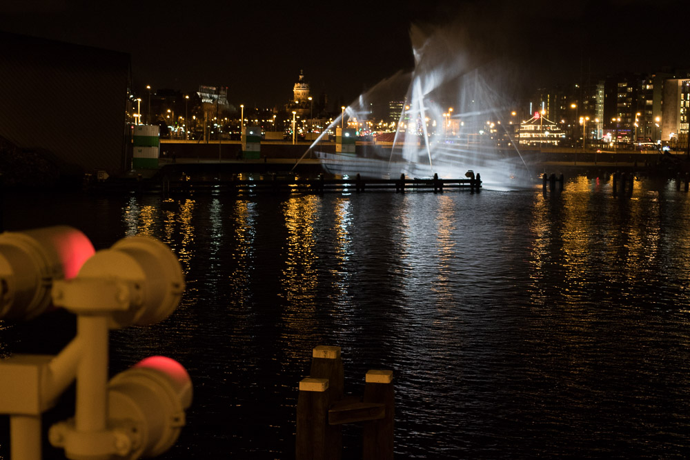 Amsterdam Light festival, EF 40 mm ƒ/2.8.