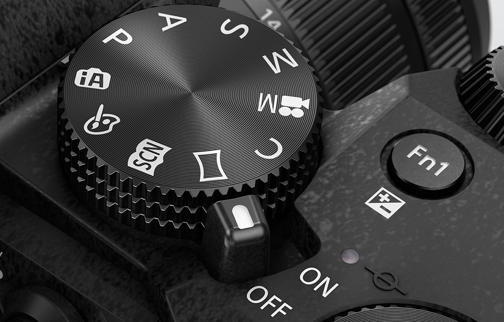 DMC-G7EG-K_Modedial_closeup