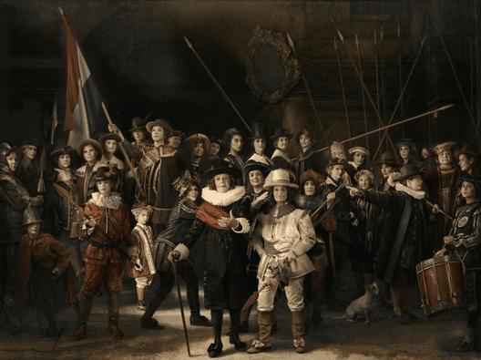 Felix Meritis - Rembrandt