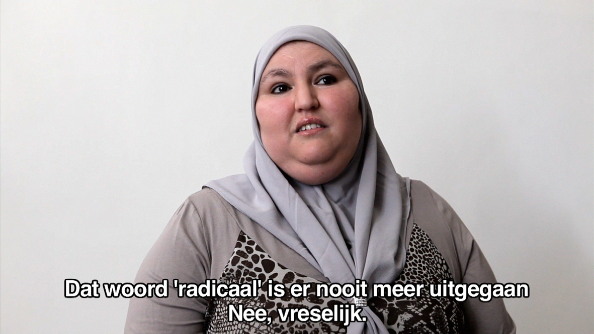 Beeld uit interview - Marjolein Busstra en Rebekka van Hartskamp