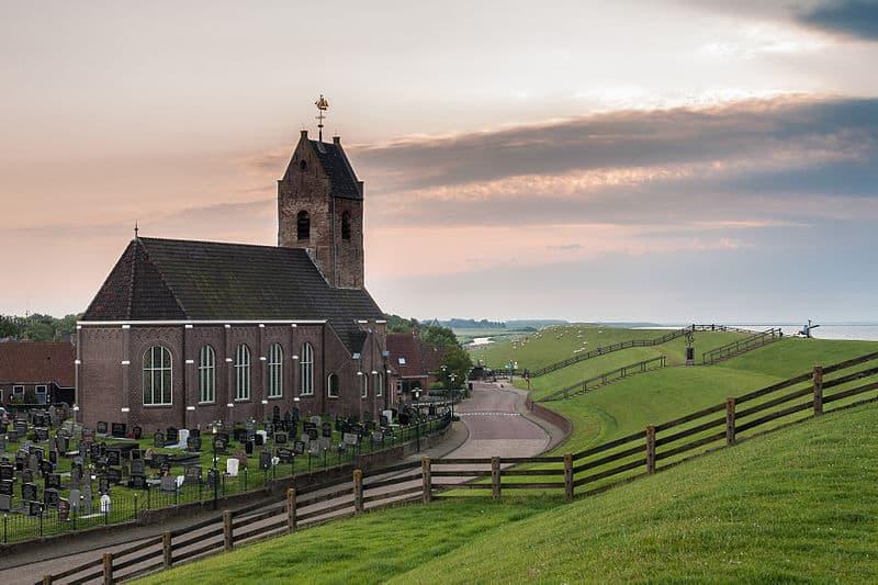 Mariakerk van Wierum, Uberprutser, CC BY-SA 3.0