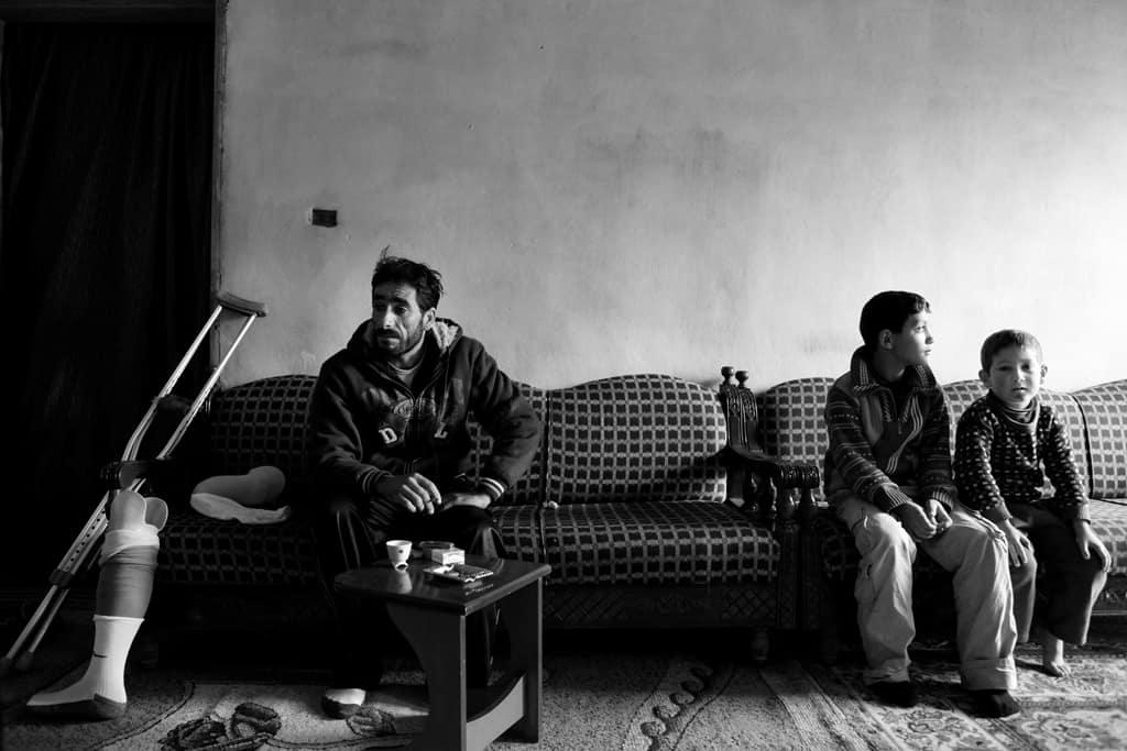 Foto Layla Aerts - Syrische vluchtelingen in Libanon