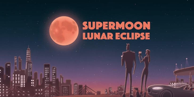 Fragment uit het filmpje van NASA