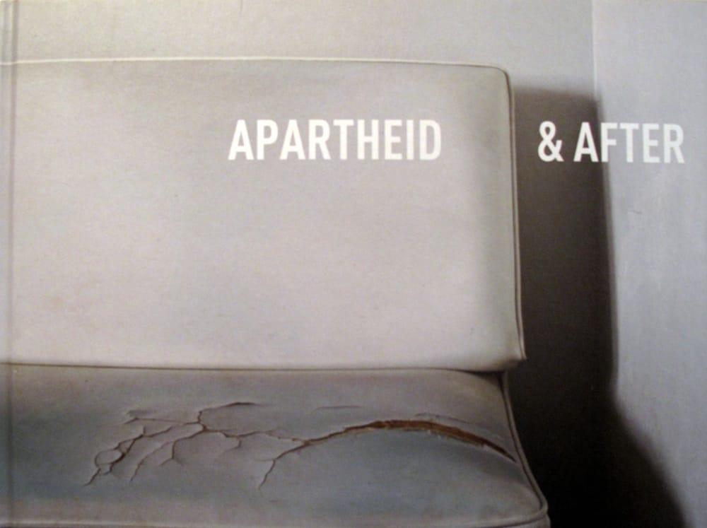 Een van de tentoonstelling waar Barents met trots op terugkijkt: Apartheid & After