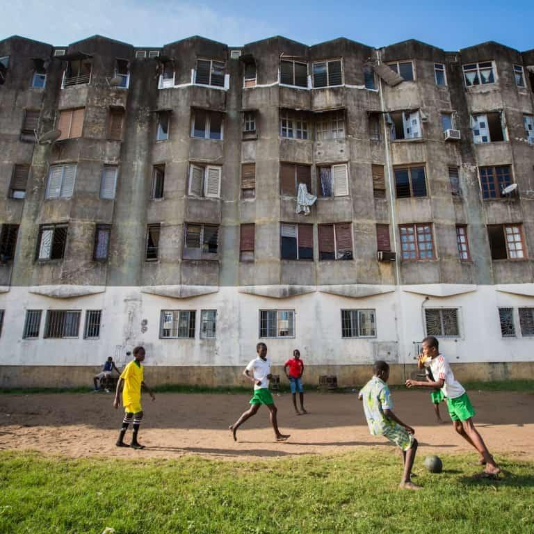 Everyday Africa - foto Tom Saater