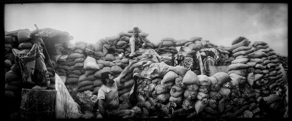 Foto Eddy van Wessel - recent gemaakt in Irak
