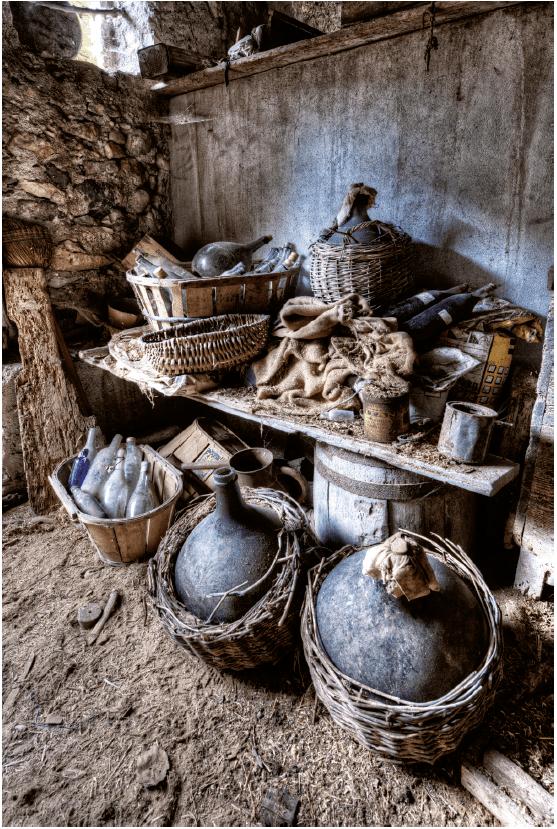 La ferme quatre roués en bois, Frankrijk Nikon D810, ISO 800 f10 0,8sec © Wigo Worsseling