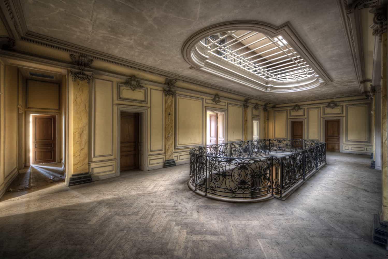 Chateau Lumière, Frankrijk. Nikon D810, ISO 400 f13 1,3sec, © Wigo Worsseling