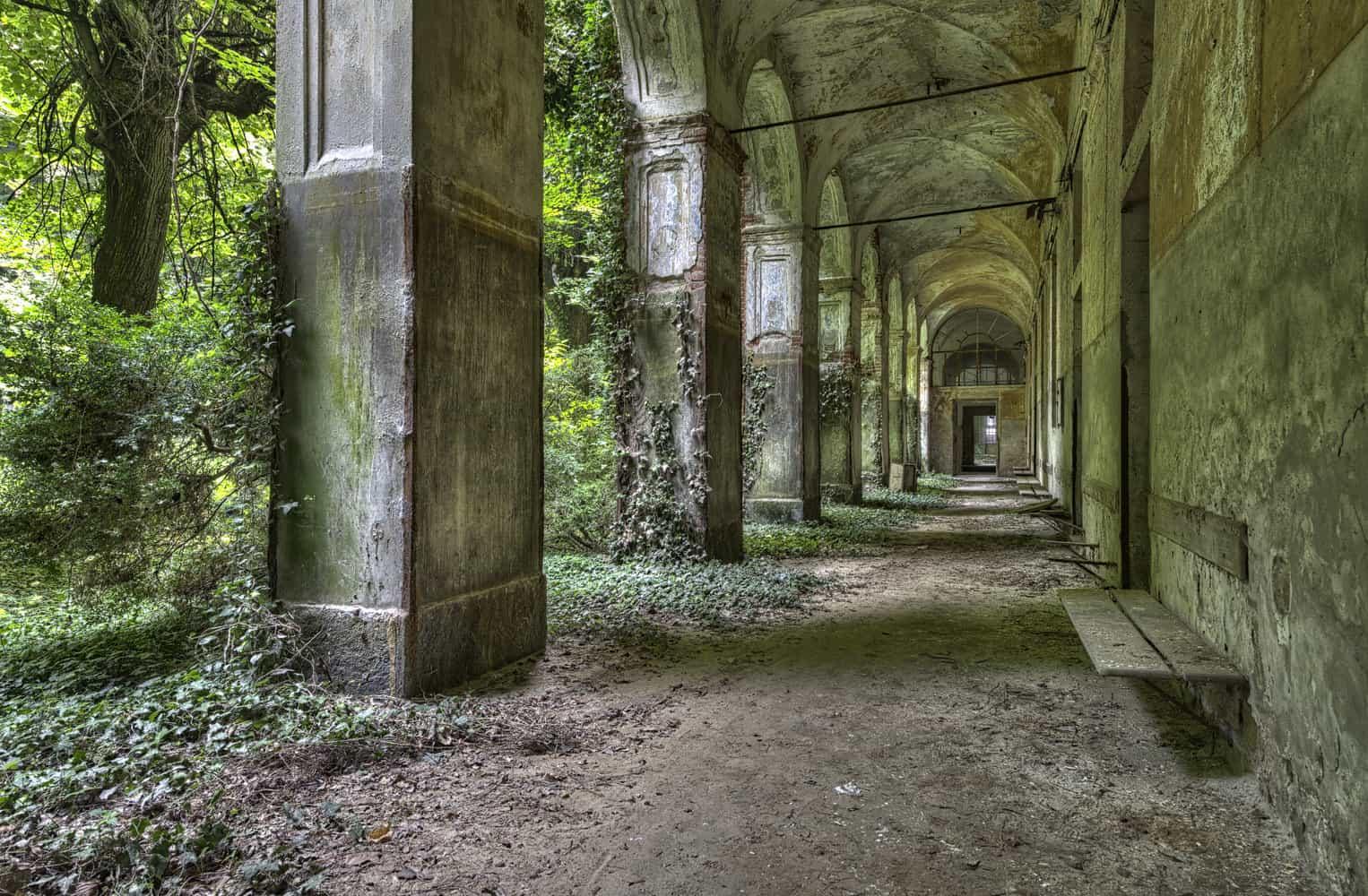 Manicomio di R_ (Italie). © Wigo Worsseling