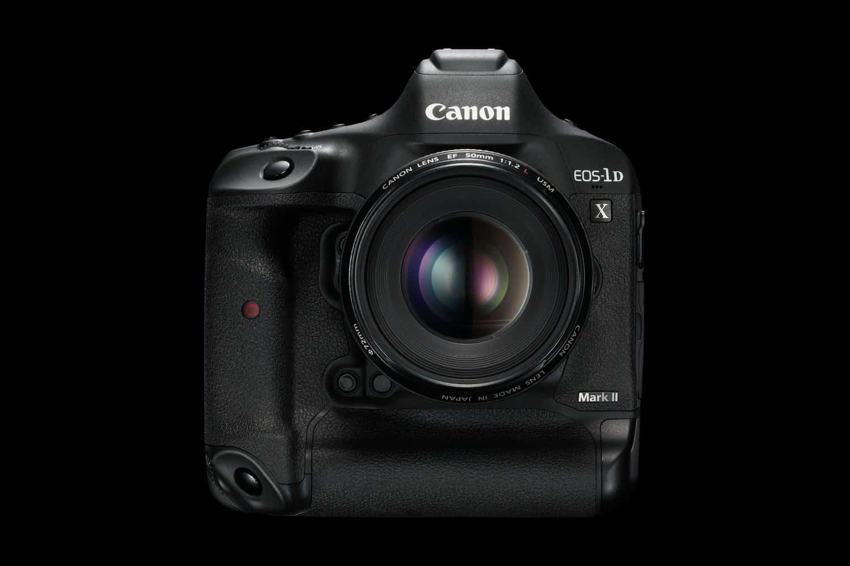 De Eos 1dx Mark Ii Canon S Nieuwe Vlaggenschip Pf