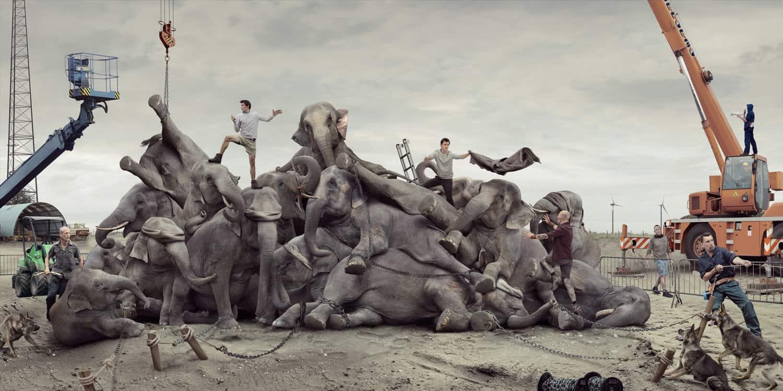 The Making Of - Foto Koen Demuynck