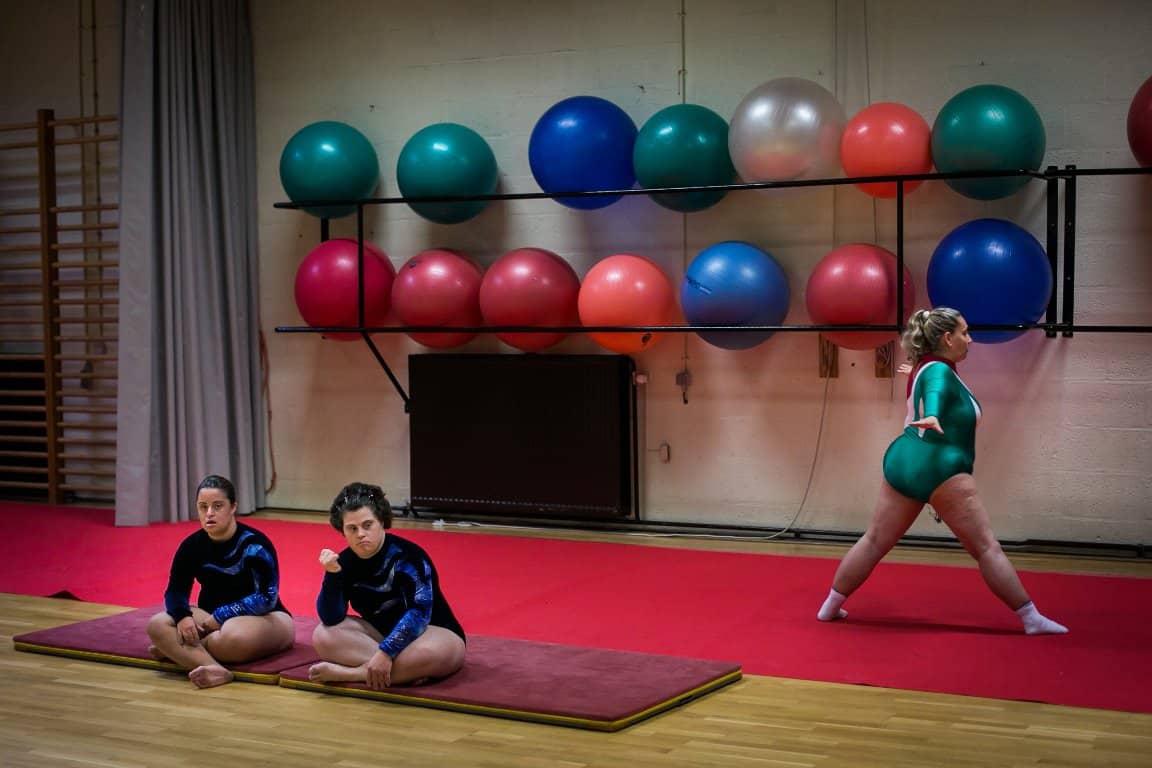 Foto Bas Bogaerts - Special Olympics
