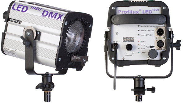 HEDLER-Profilux-LED1000-DMX