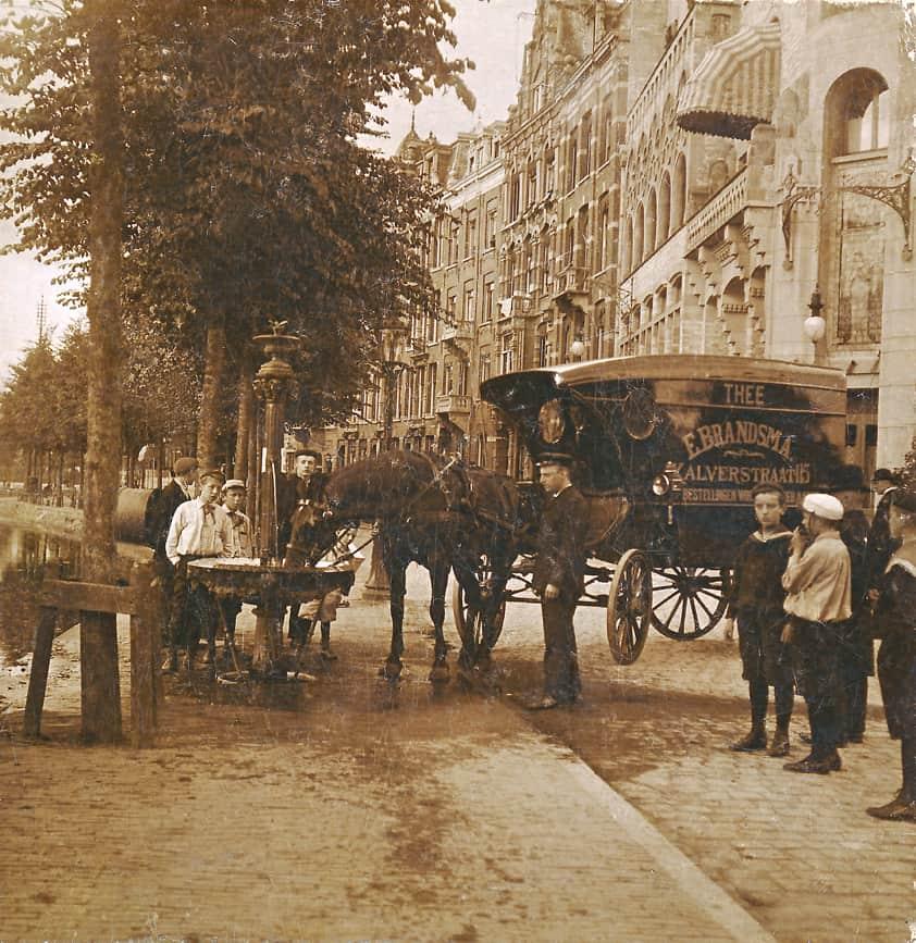 Leidschekade 1895