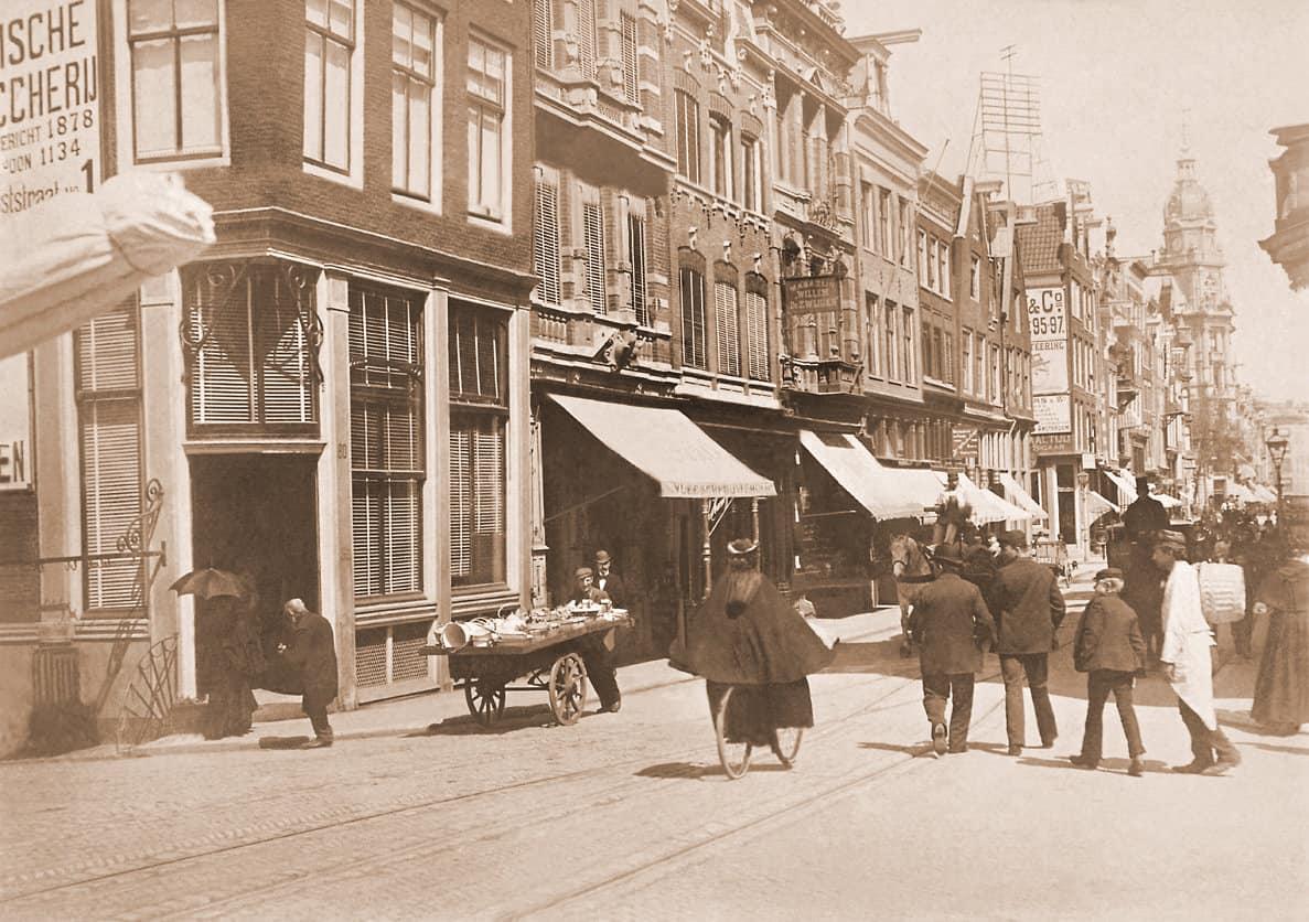 Leidschestraat 1895