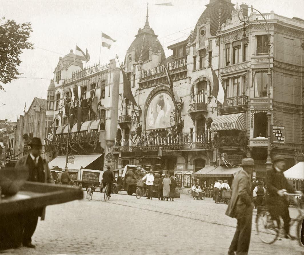 Rembrandtplein 1924
