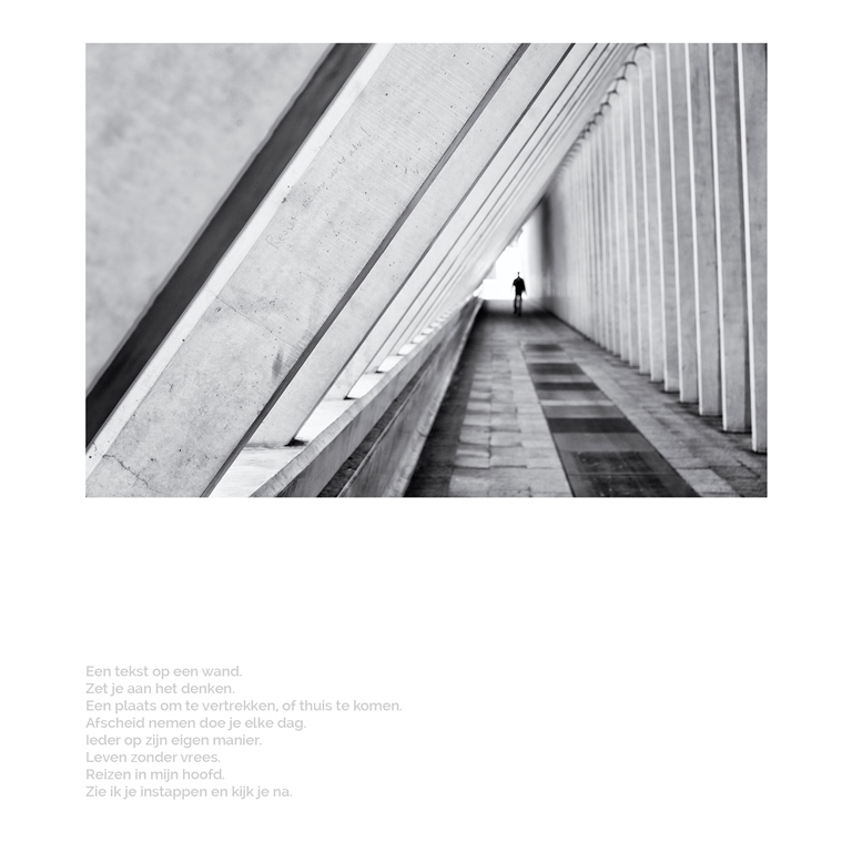 Bladzijde uit Hersenspinsels - Mauriel Schoenmaekers