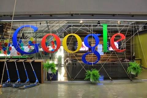 Foto Google (kantoor Sydney)