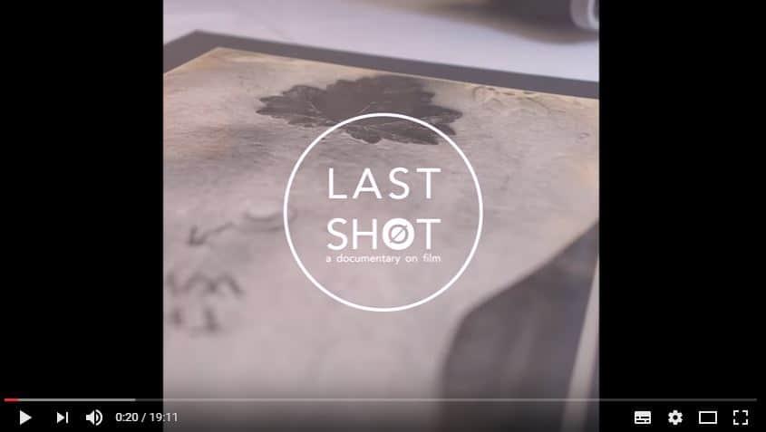 Scene uit Last Shot