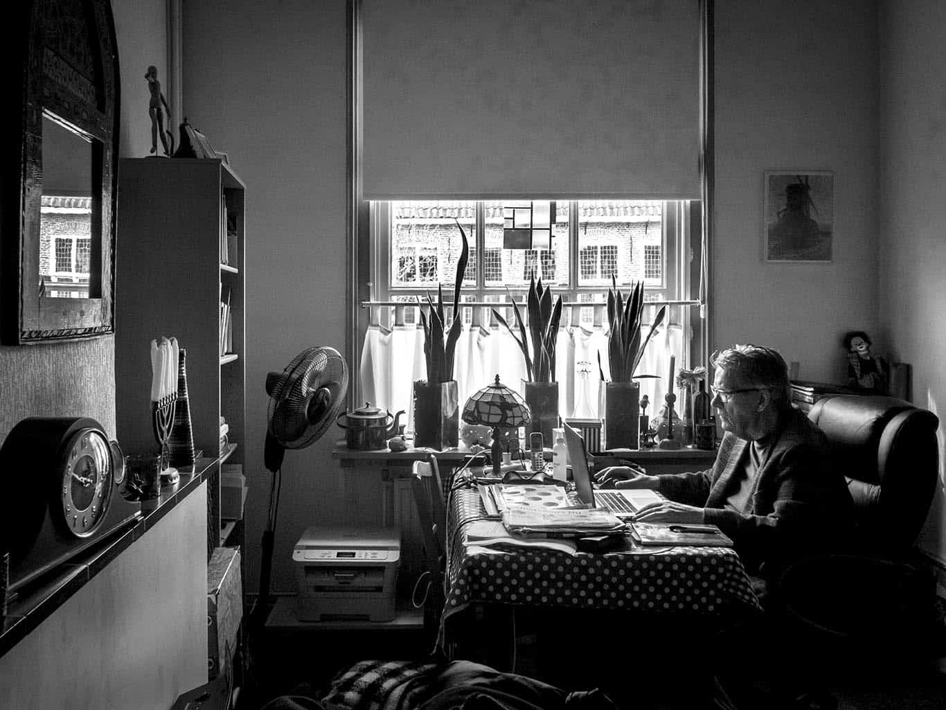 Theo De Man - Foto Willem Wernsen