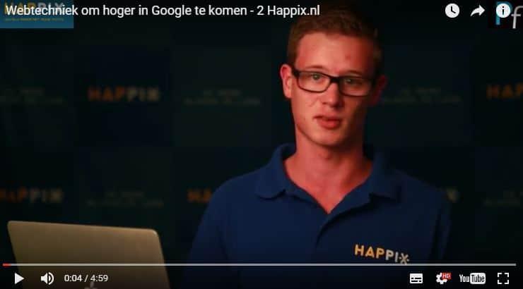 webtechniek hoger google