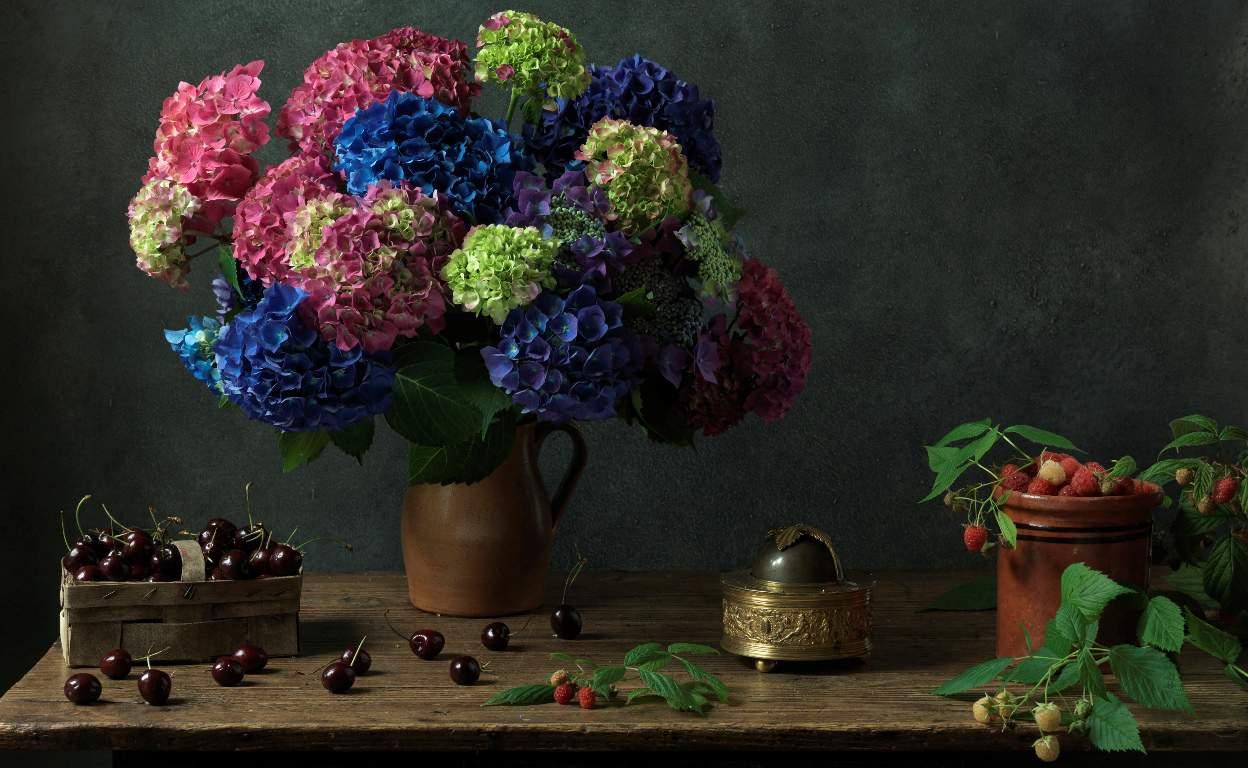 Frank van Driel - Celebrating Harvest • Pf