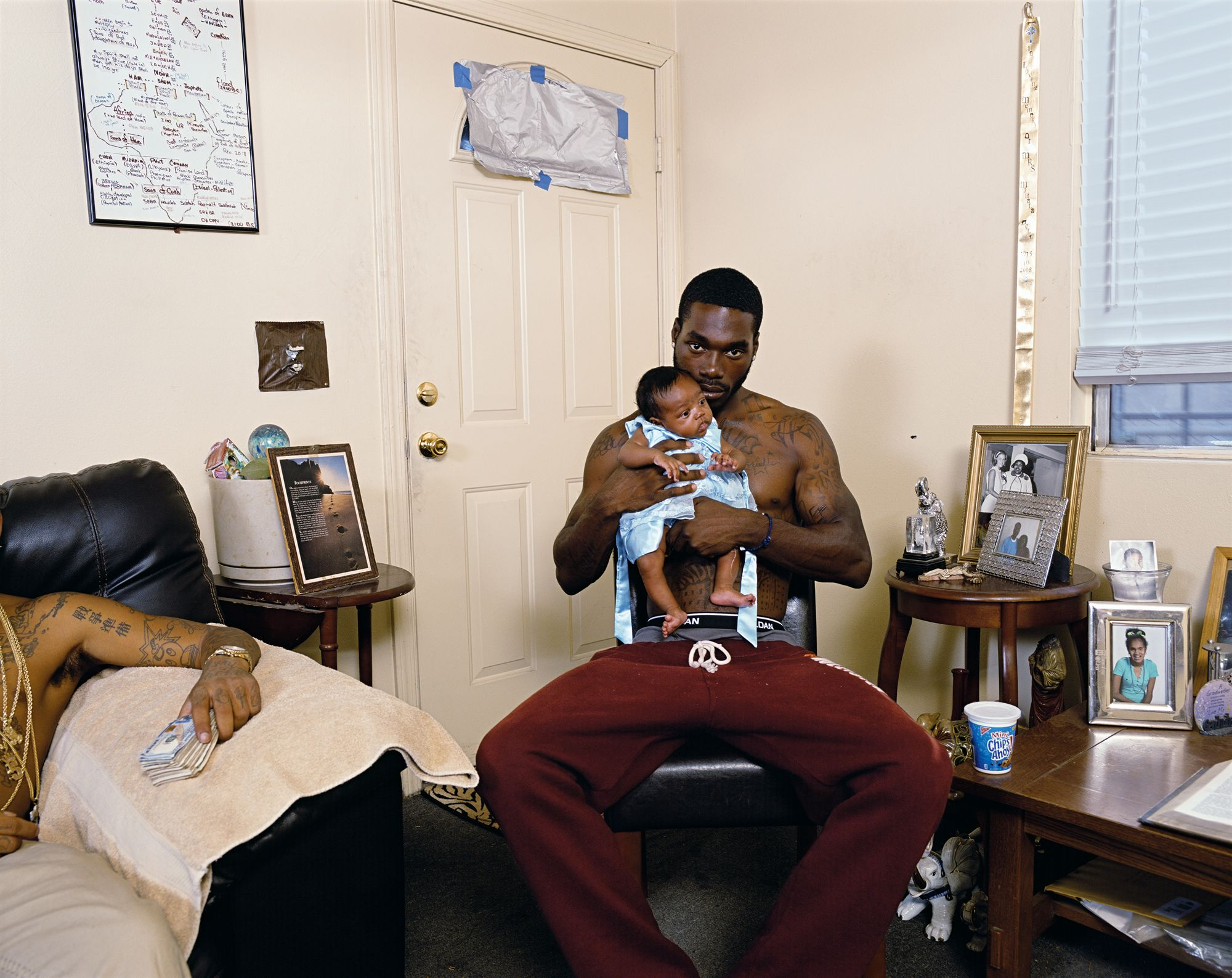 Sons of Cush, 2016 © Deana Lawson. Courtesy of the artist and Sikkema Jenkins & Co., New York
