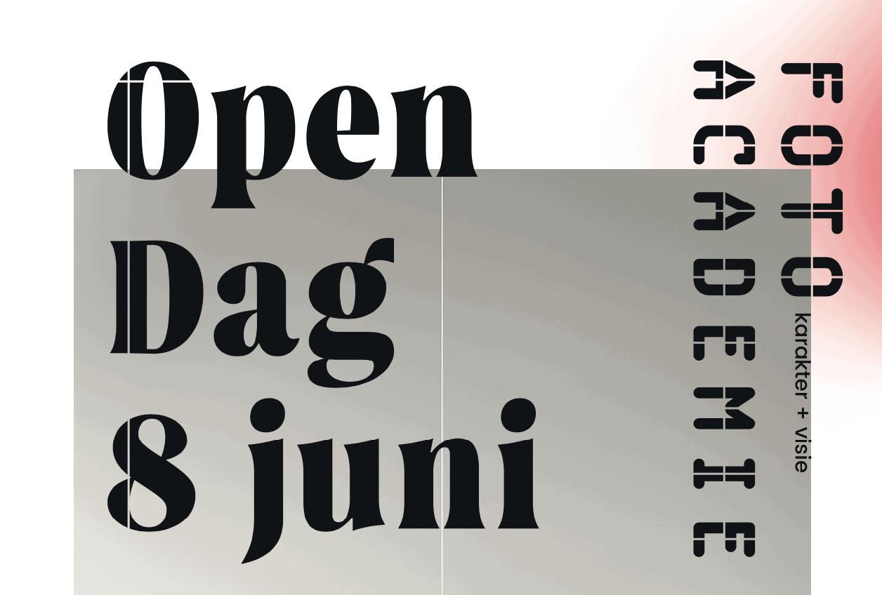 Fotoacademie Open Dag