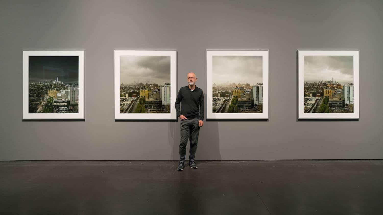 John Riddy in De Pont Museum