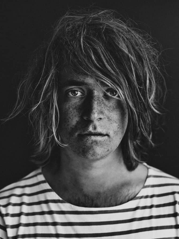 Bastiaan Woudt portretfoto Amsterdam